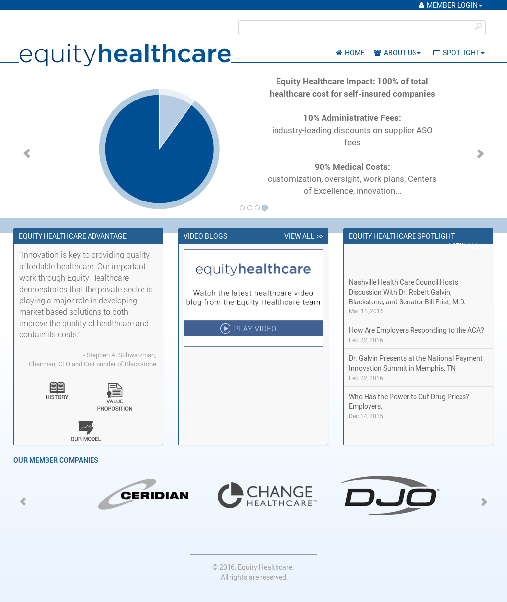Equity Healthcare Competitors, Revenue and Employees - Owler