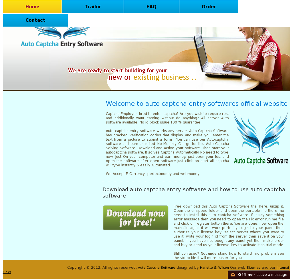 Auto Captcha Software Competitors, Revenue and Employees