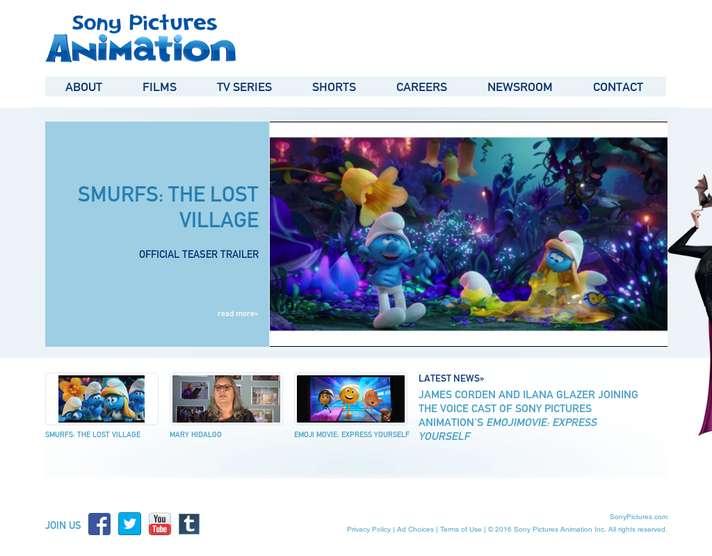Sony Pictures Animation Competitors, Revenue and Employees