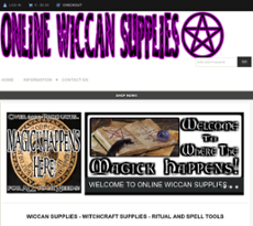 Online Wiccan Supplies Competitors, Revenue and Employees - Owler