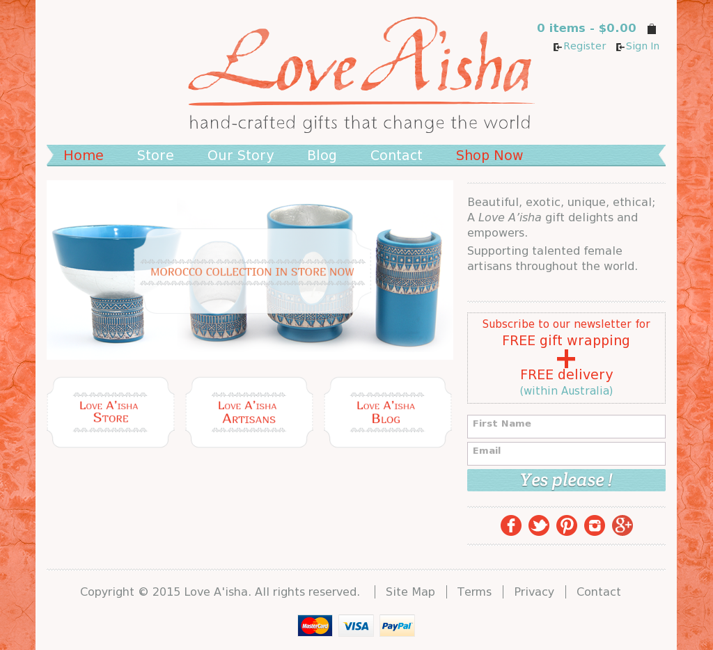 Love A'isha Competitors, Revenue and Employees - Owler Company Profile