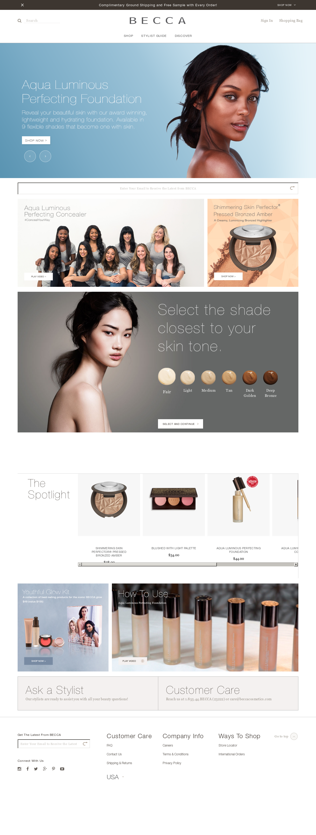 Ignite Liquified Light Face & Body Highlighter by BECCA #7