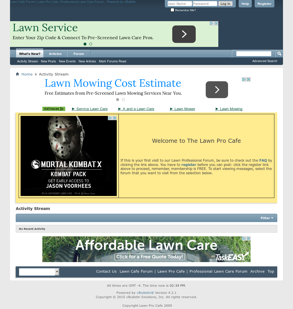 Lawn Pro Cafe Competitors, Revenue and Employees - Owler