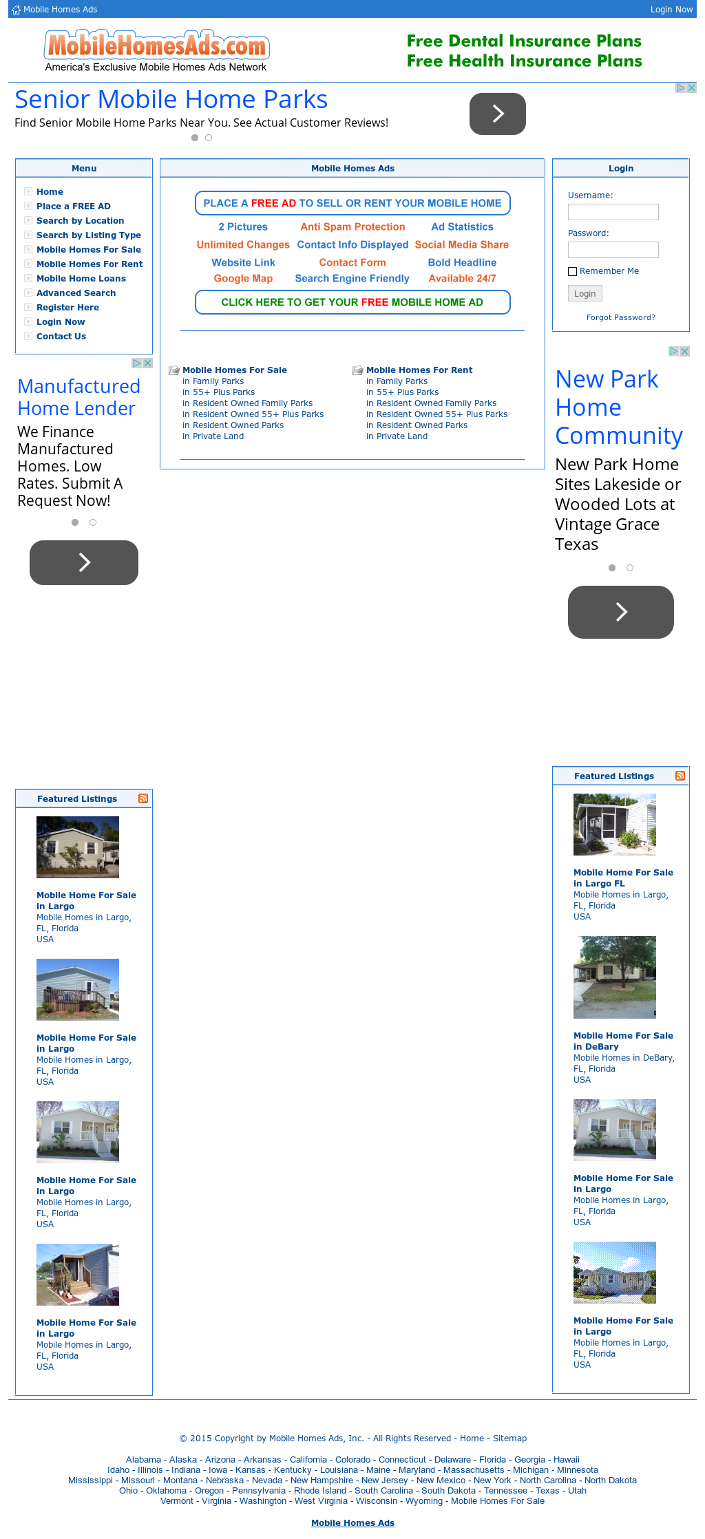 Mobile Homes Ads Competitors, Revenue and Employees - Owler Company
