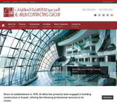 Al Ahlia Contracting Group Competitors, Revenue and
