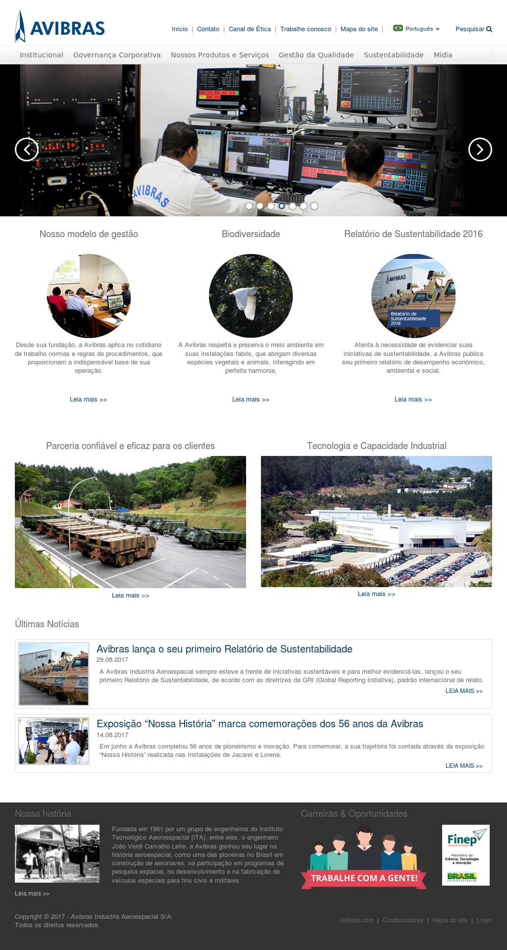 Avibras Indústria Competitors, Revenue and Employees