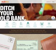 kaiku finances website screenshot on jun 2018 - Kaiku Prepaid Card