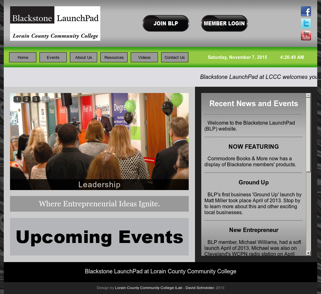 Blackstone Launchpad At Lorain County Community College
