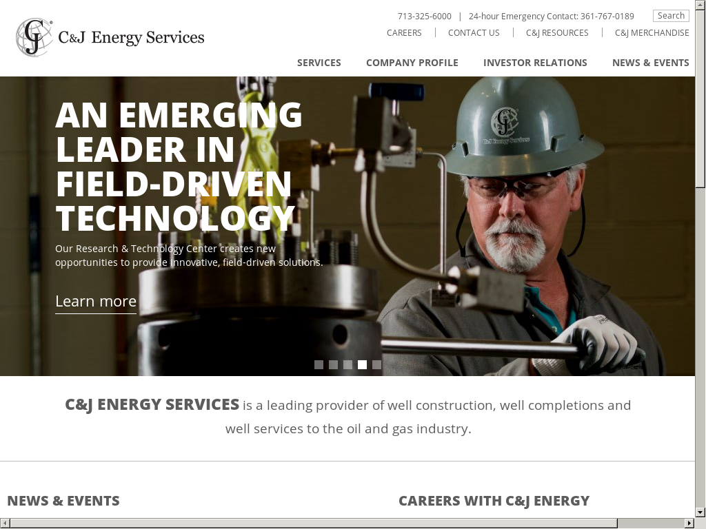 C J Energy Services Competitors Revenue And Employees Owler