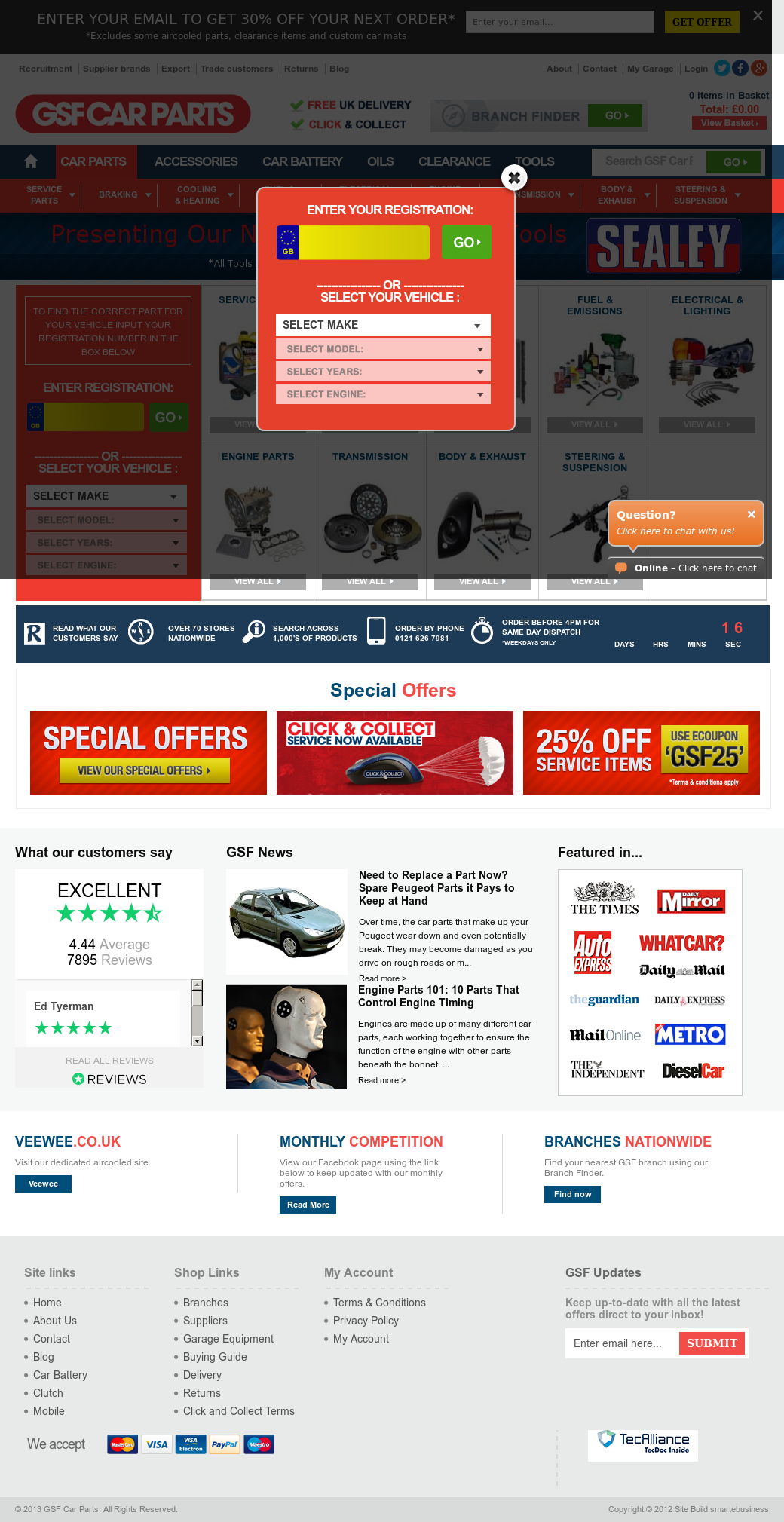 Gsf Car Parts Competitors Revenue And Employees Owler Company Profile