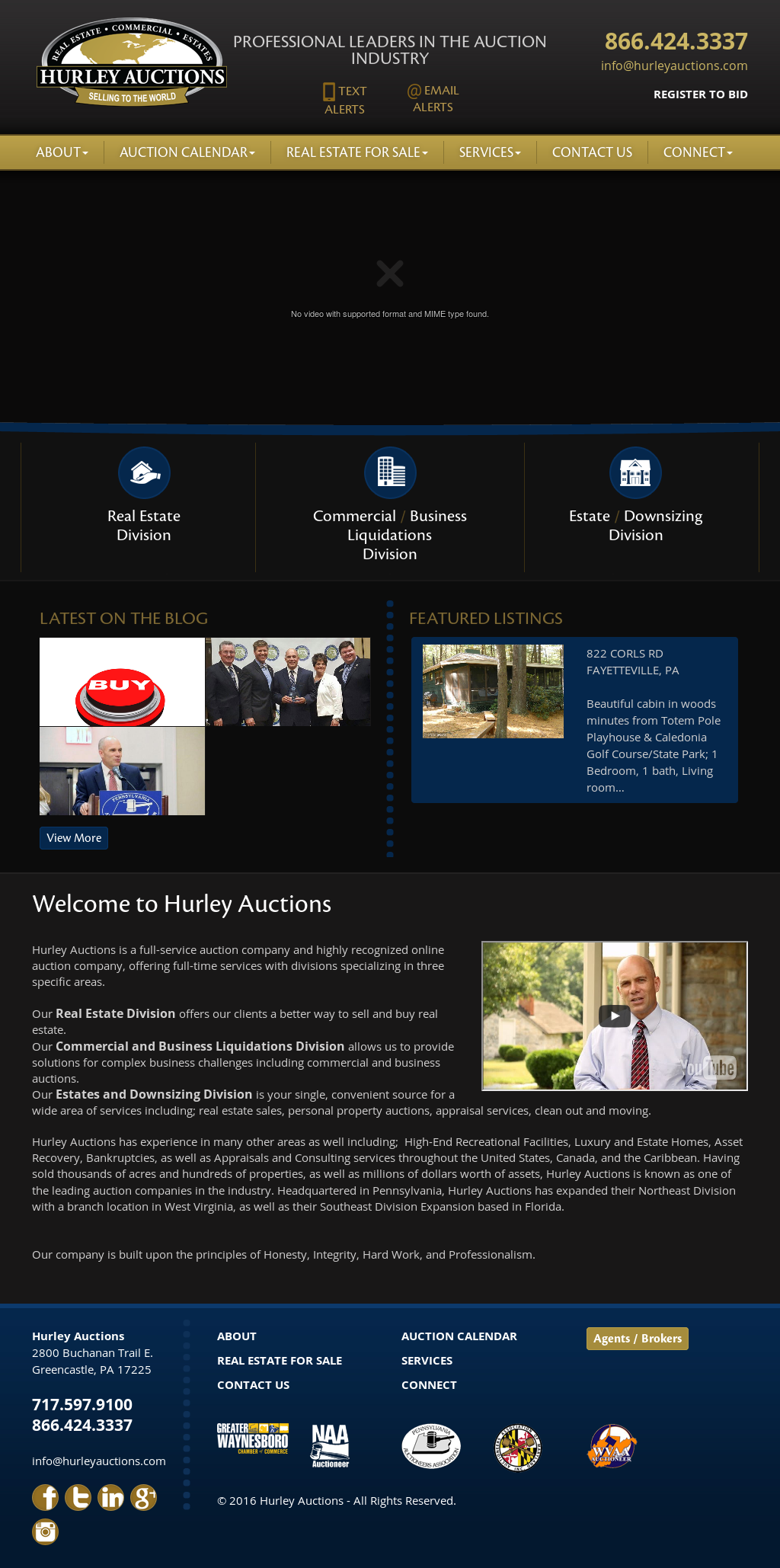 Hurleyauctions Competitors Revenue And Employees Owler Company