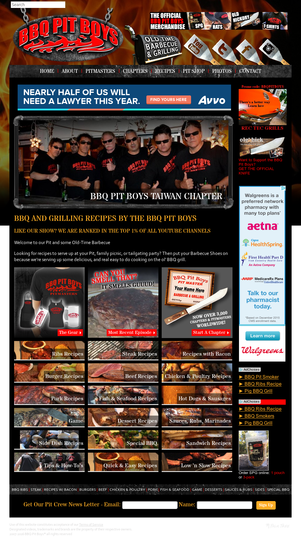 Bbq Pit Boys Competitors, Revenue and Employees - Owler Company Profile