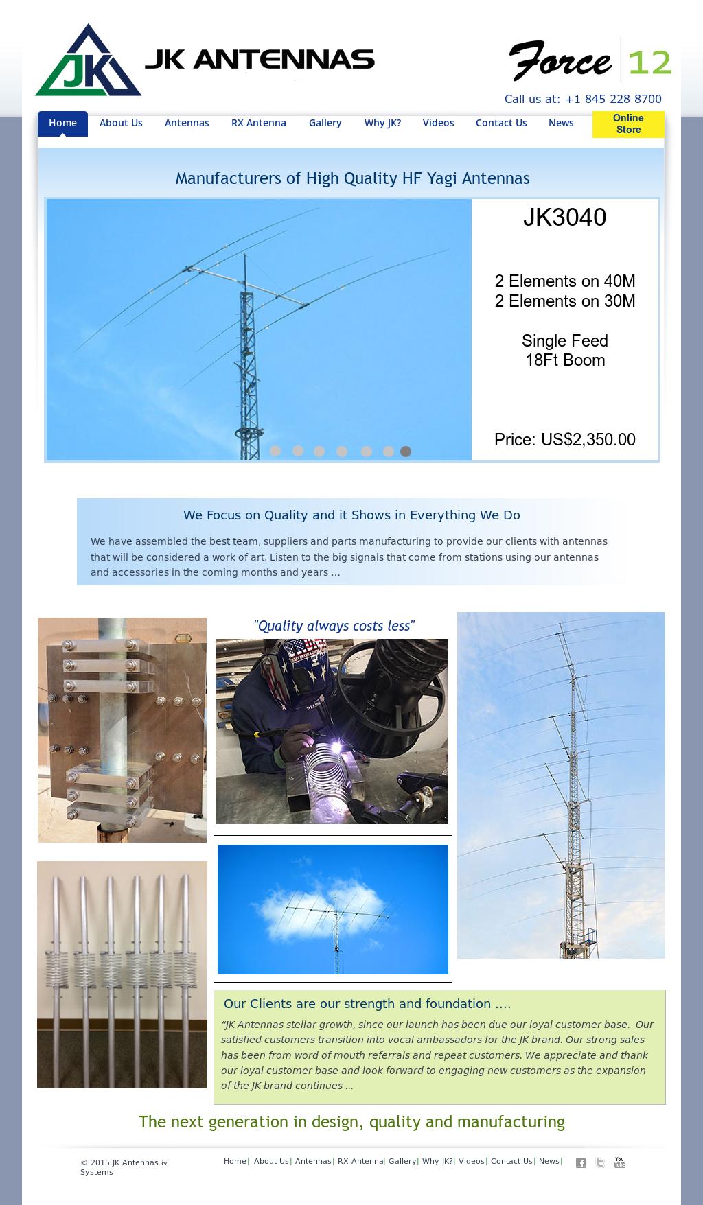 Owler Reports - Innovantennas / Force 12 Blog Antenna Modeling