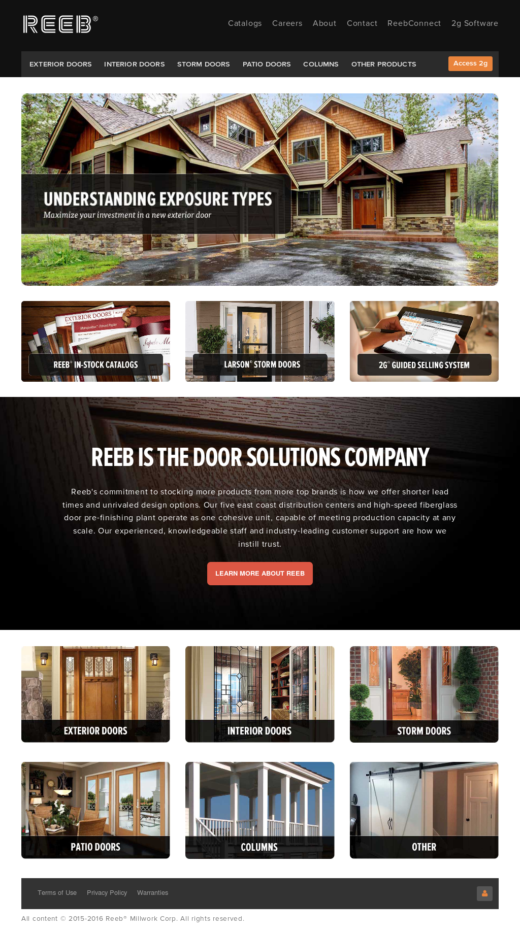 Reeb Millwork Competitors, Revenue And Employees   Owler Company Profile