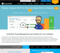 ExamSoft Competitors, Revenue and Employees - Owler Company