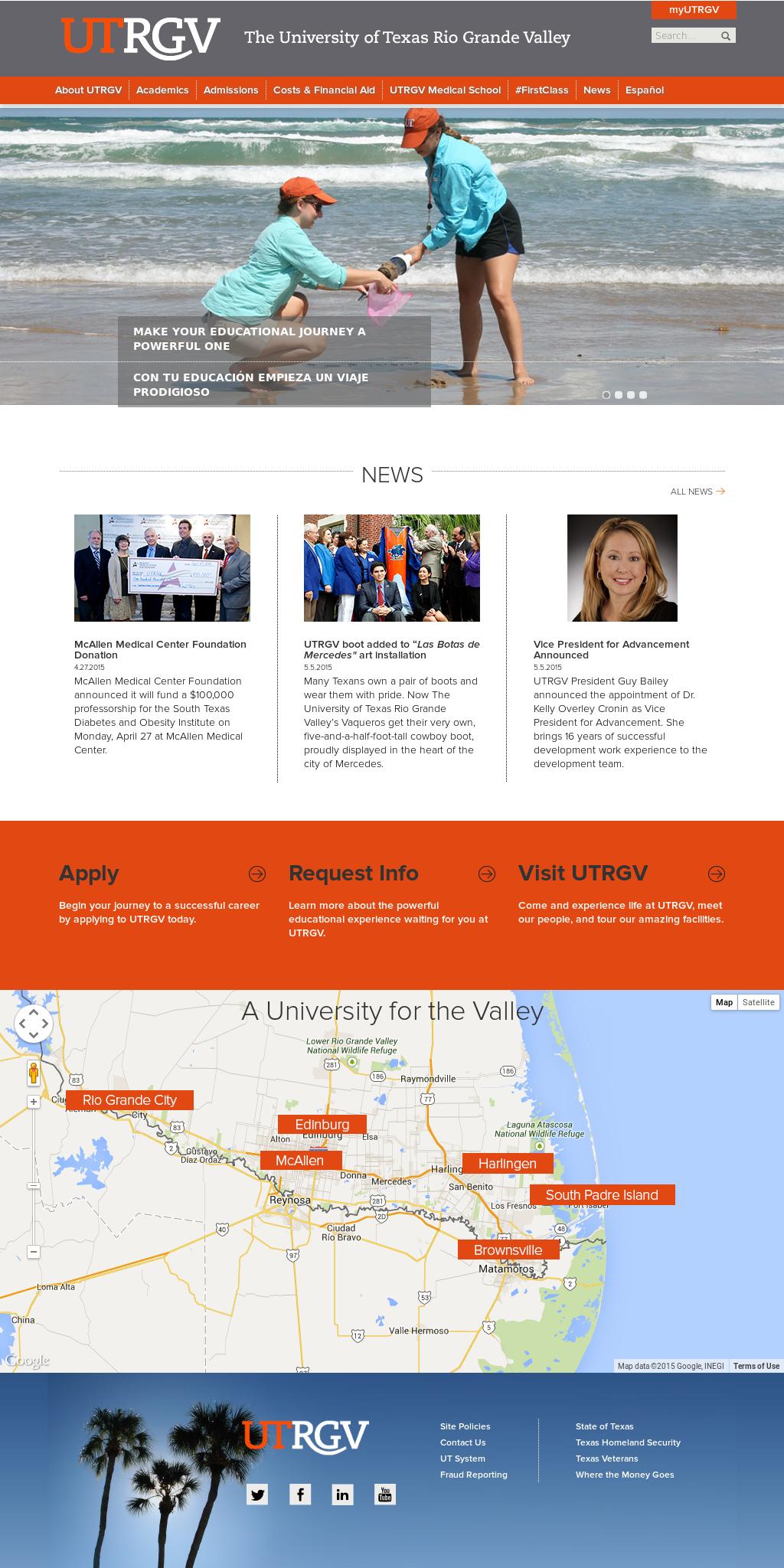 UTRGV Competitors, Revenue and Employees - Owler Company Profile
