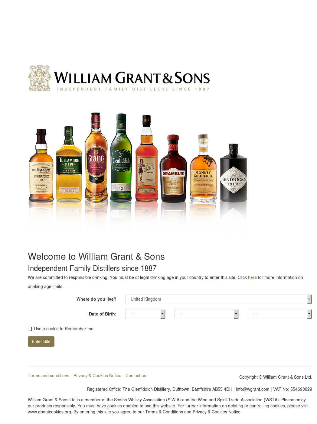 William Grant Amp Sons Competitors Revenue And Employees