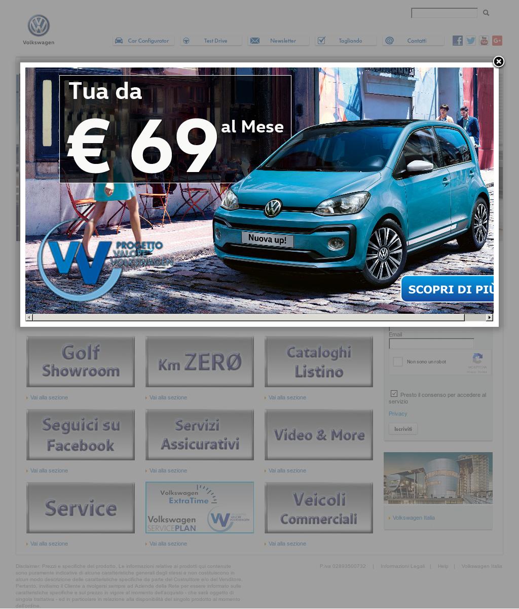 D Antona Auto Srl Concessionario Volkswagen Taranto Competitors