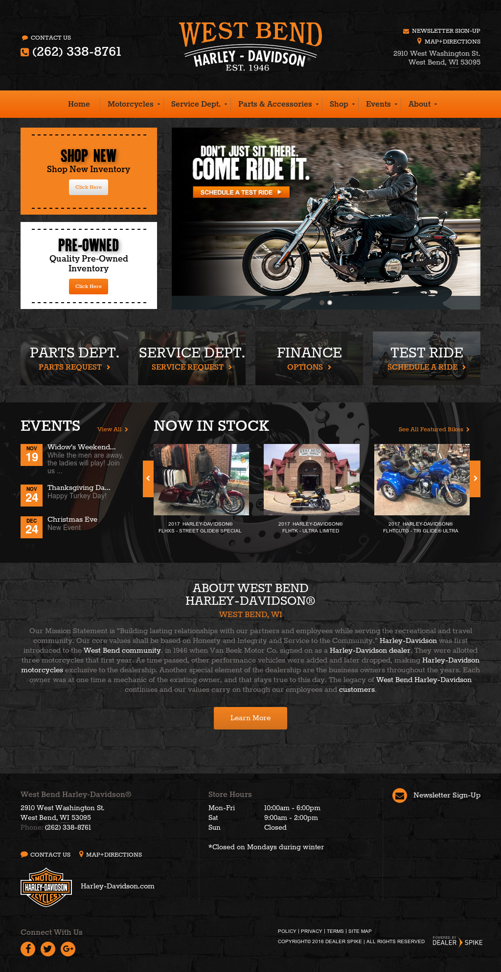 West Bend Harley Davidson Competitors Revenue And Employees Owler