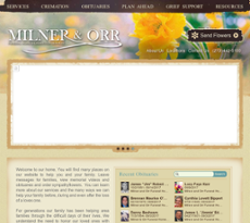 Milner And Orr Funeral Home And Cremation Services Competitors