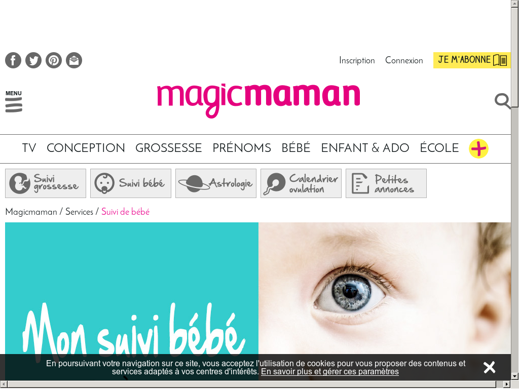 Calendrier Ovulation Magicmaman.Planetebebe Competitors Revenue And Employees Owler