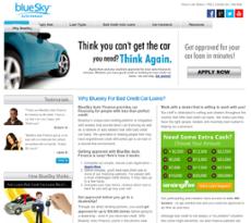Bluesky Auto Finance Company Profile   Owler