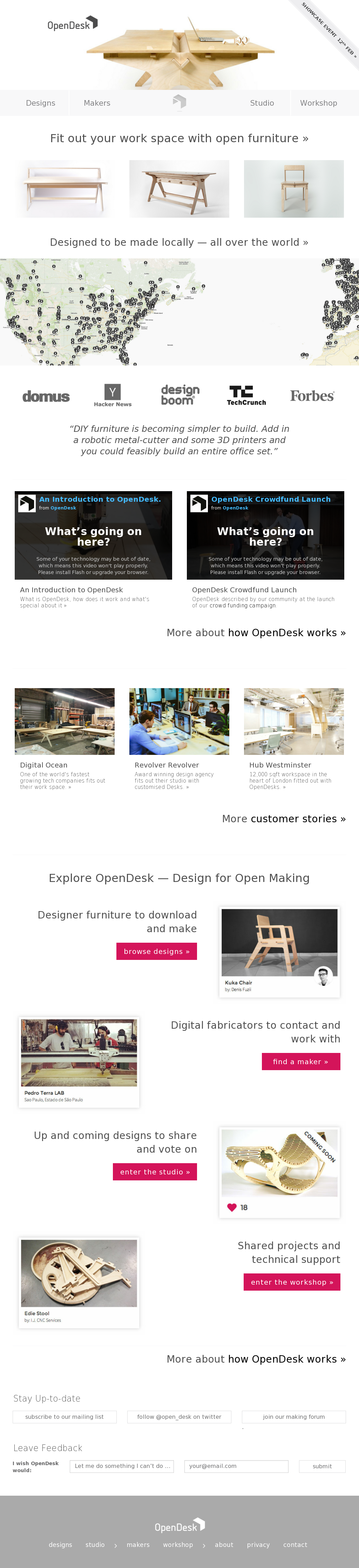 OpenDesk Competitors, Revenue and Employees - Owler Company