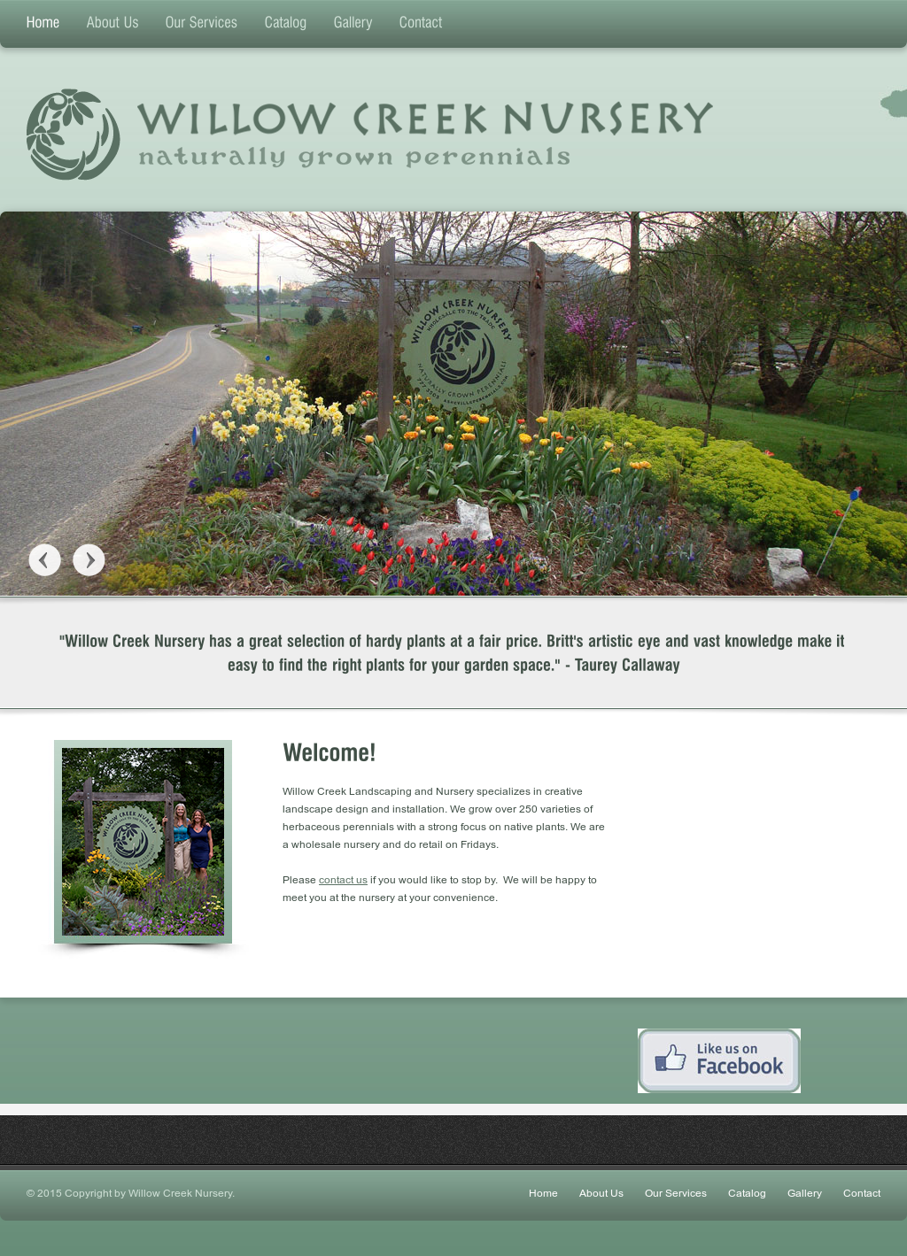 Willow Creek Nursery And Landscaping Compeors Revenue Employees Owler Company Profile