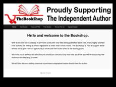Bookshop website history