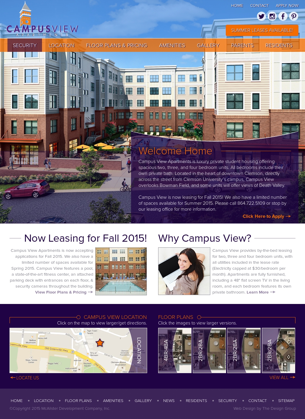 Campus View Apartments Clemson S Competitors Revenue Number Of Employees Funding Acquisitions News Owler Company Profile