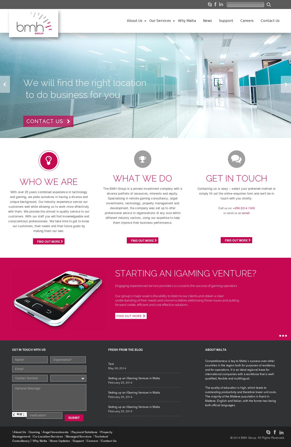 Bmhmalta Competitors, Revenue and Employees - Owler Company