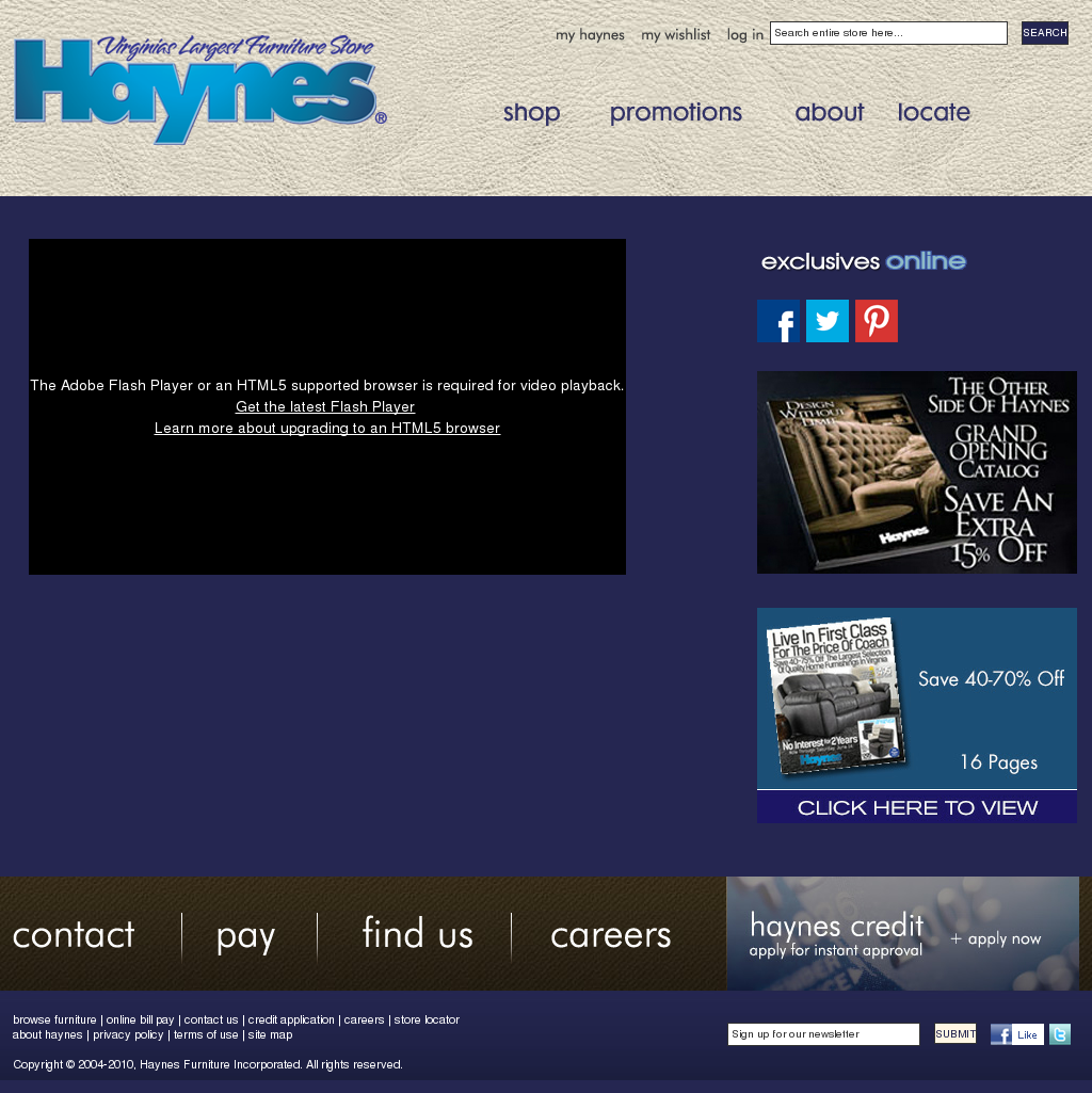 Haynes Furniture Competitors Revenue And Employees Owler Company