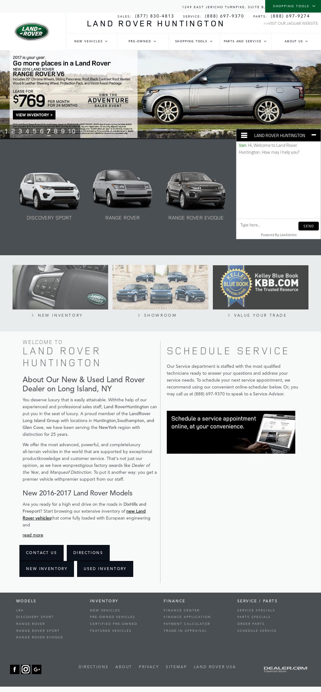 Range Rover Huntington >> Jaguar Land Rover Huntington Competitors Revenue And
