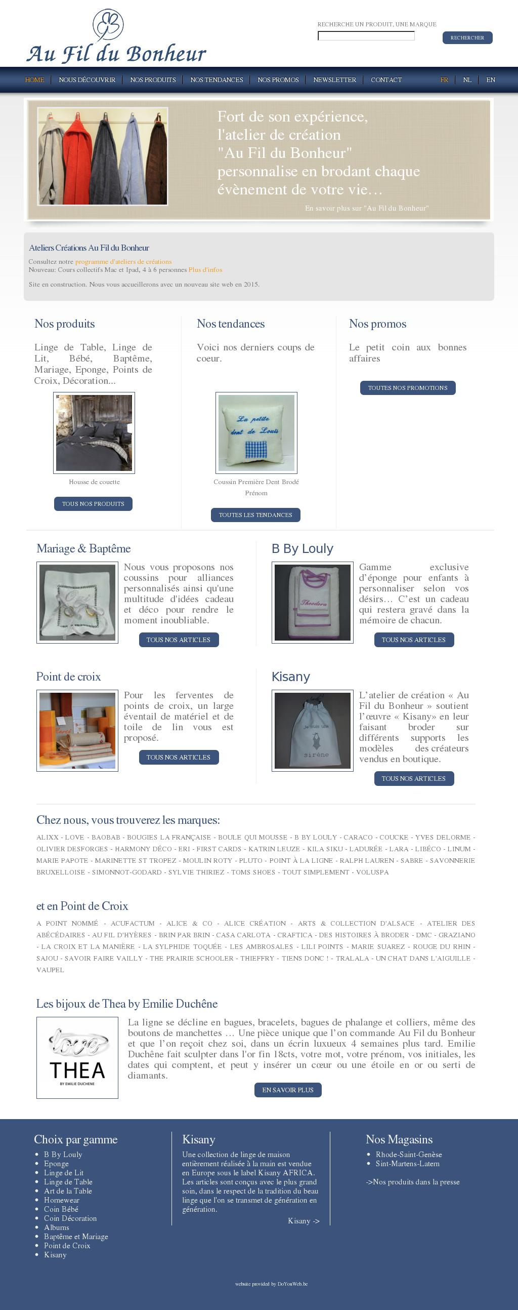 L Art Du Point De Croix au fil du bonheur competitors, revenue and employees - owler