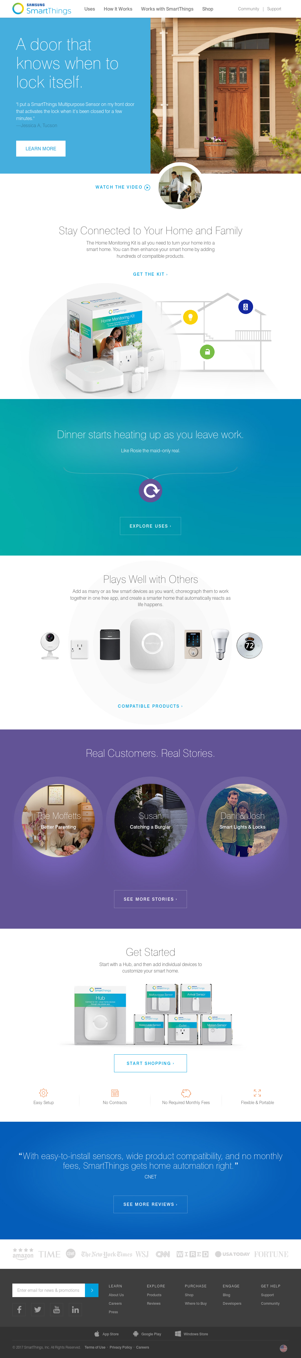 SmartThings Competitors, Revenue and Employees - Owler Company Profile