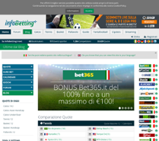 Infobetting bet365 humiliating sports bets