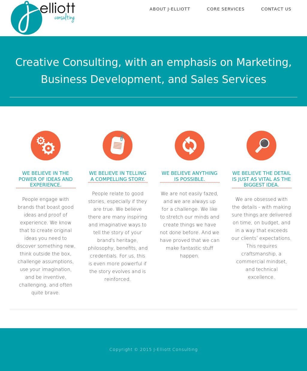 J-elliott Consulting Competitors, Revenue and Employees