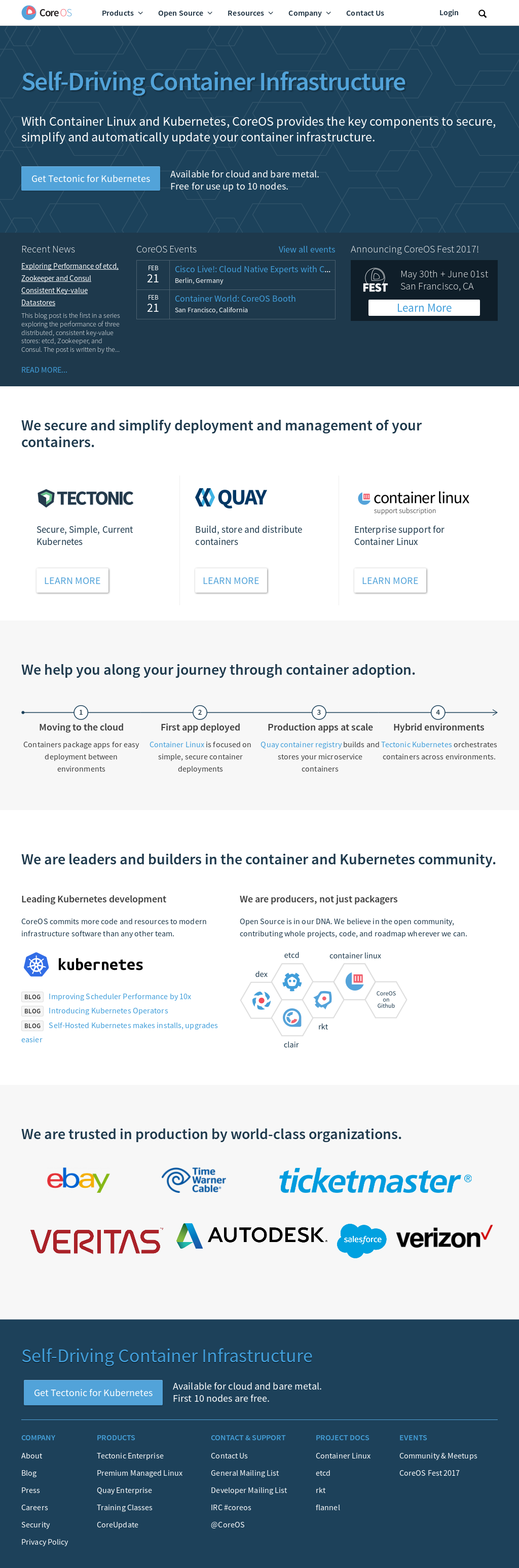 CoreOS Competitors, Revenue and Employees - Owler Company