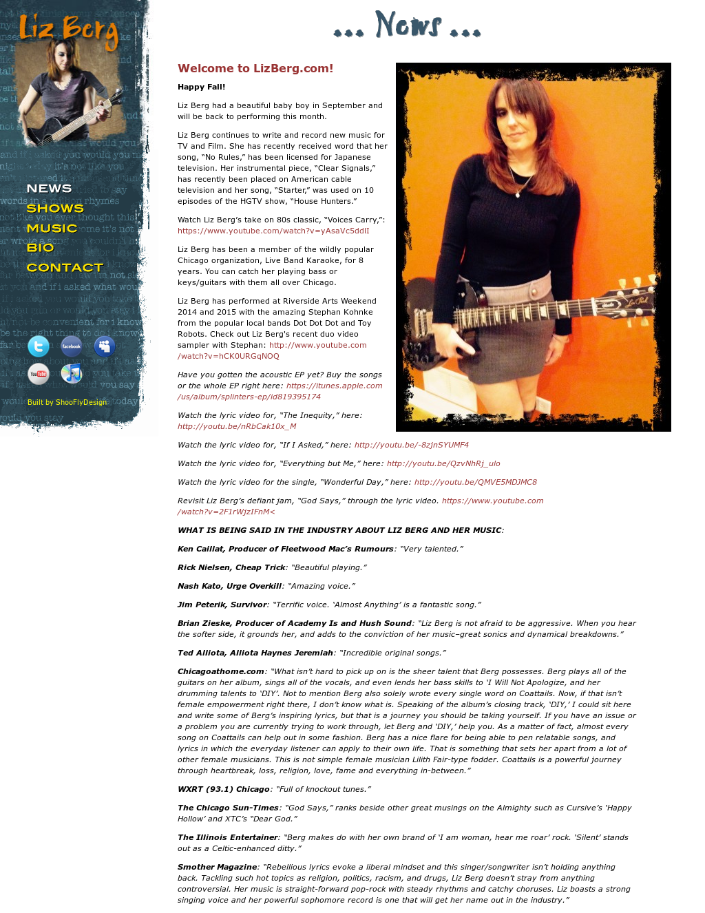 Liz Berg Competitors, Revenue and Employees - Owler Company