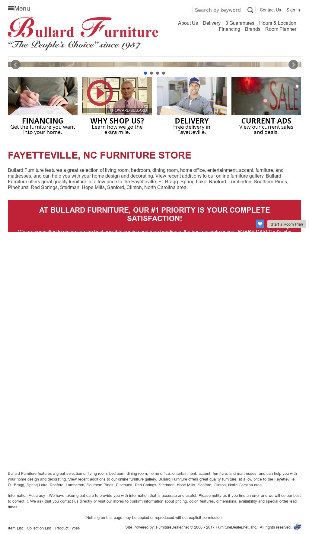 Bullard Furniture Competitors Revenue And Employees Owler Company