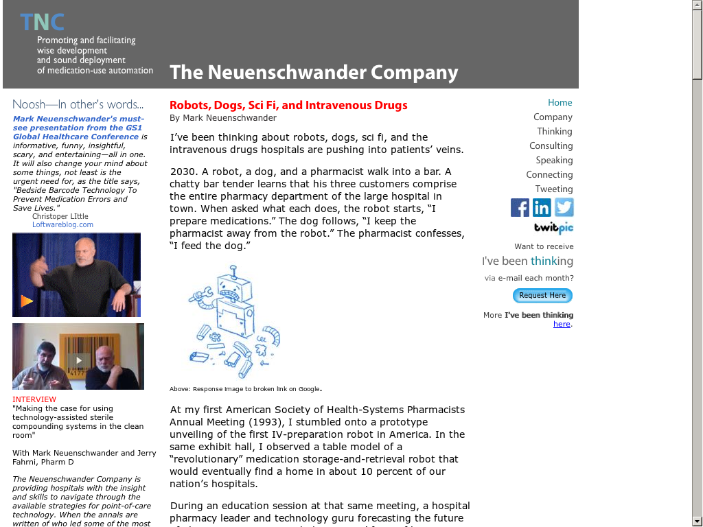 The Neuenschwander Company Competitors, Revenue and Employees