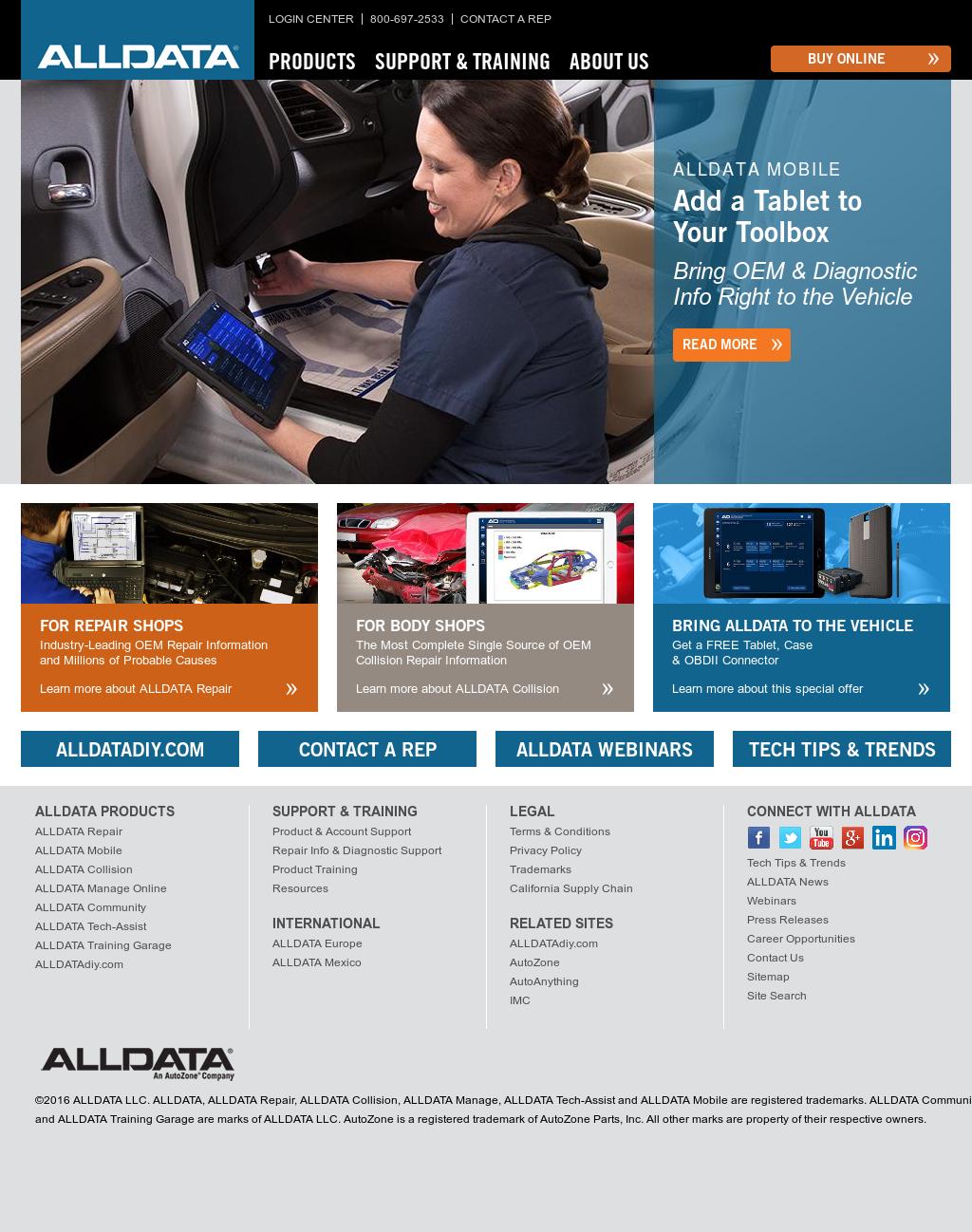ALLDATA Competitors, Revenue and Employees - Owler Company