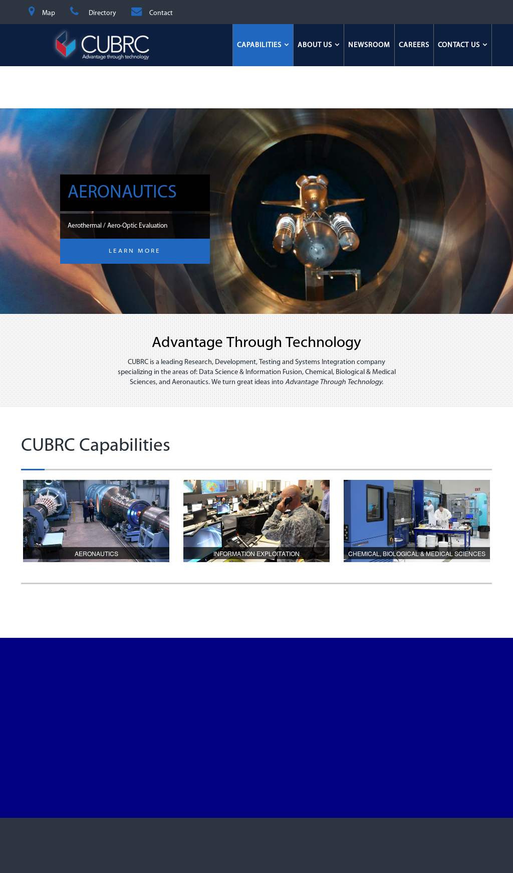 CUBRC Competitors, Revenue and Employees - Owler Company Profile