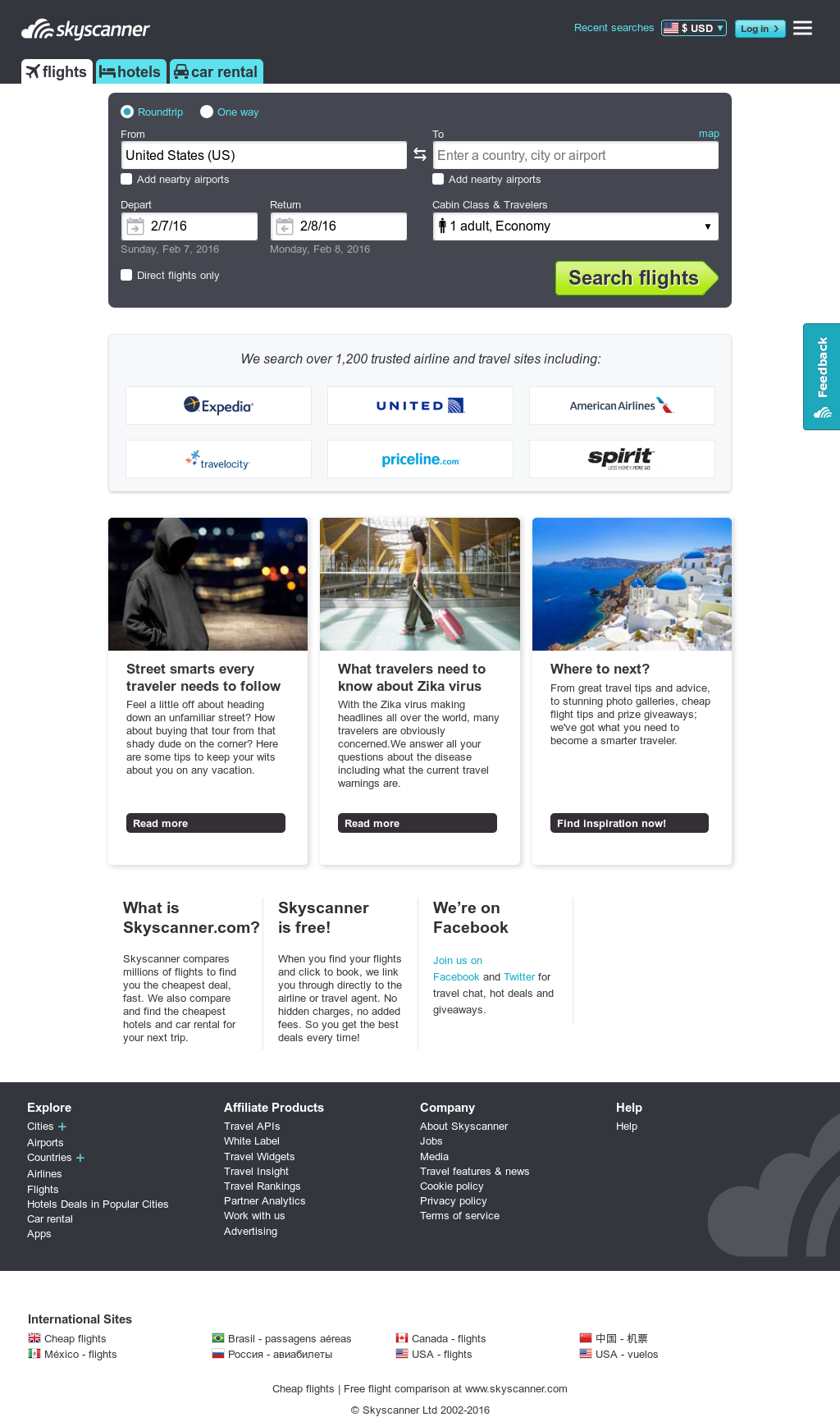 Skyscanner Competitors, Revenue and Employees - Owler