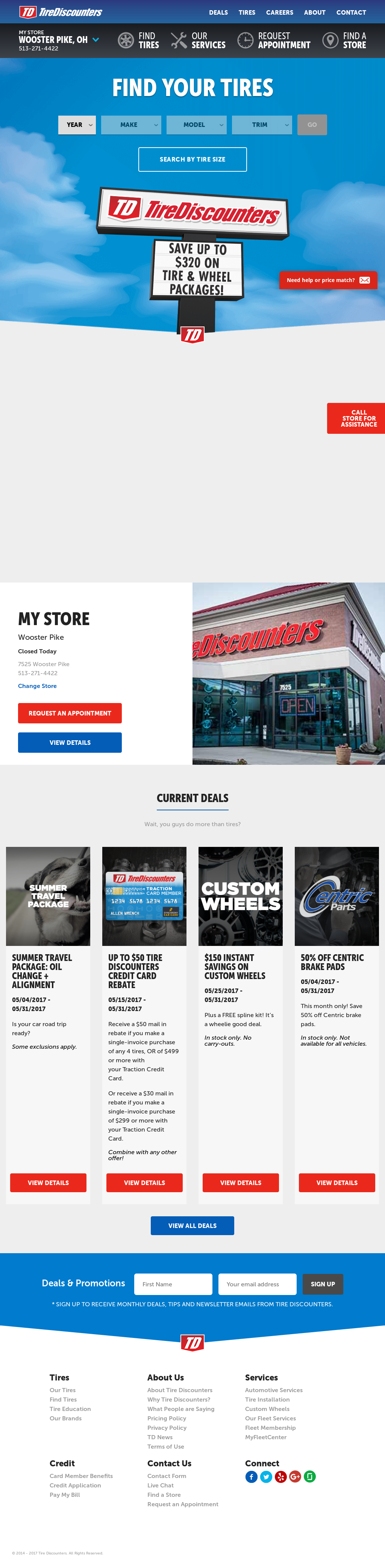Tirediscounters Competitors Revenue And Employees Owler Company
