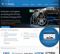 WiTricity Competitors, Revenue and Employees - Owler Company