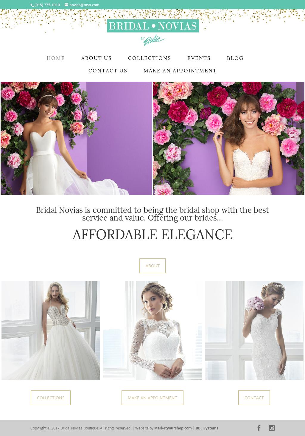f18989751a Bridal Novias Competitors