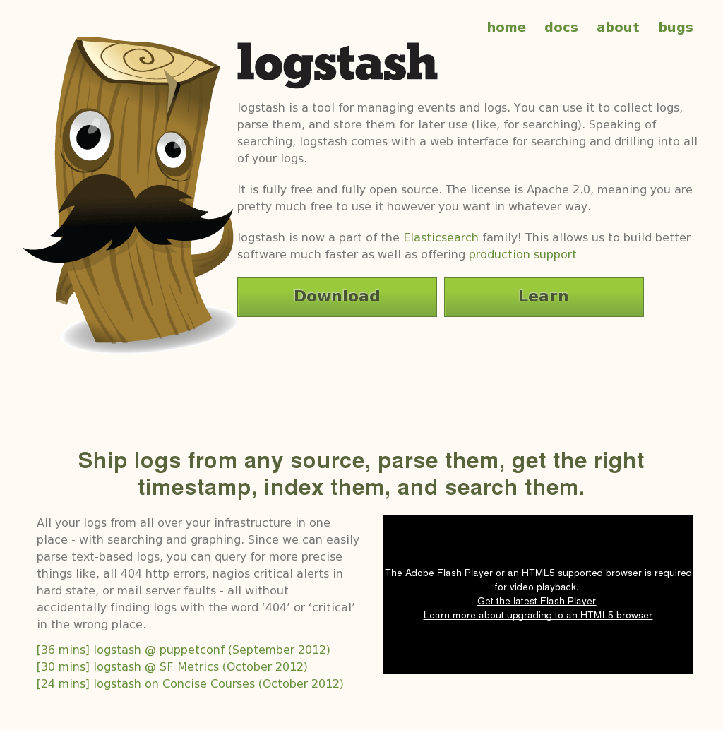 Logstash Competitors, Revenue and Employees - Owler Company