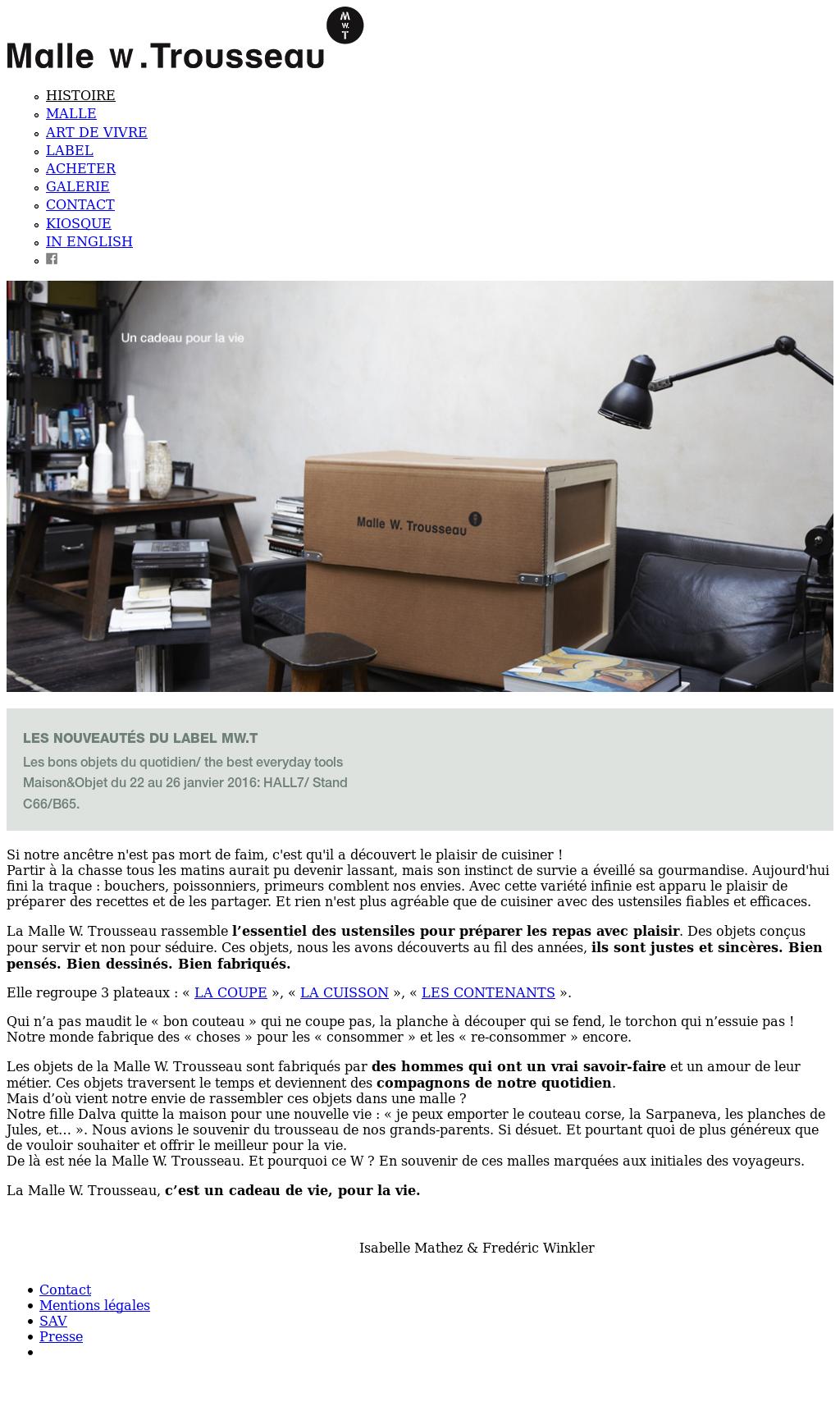 Malle Bar Maison Du Monde malle w. trousseau competitors, revenue and employees