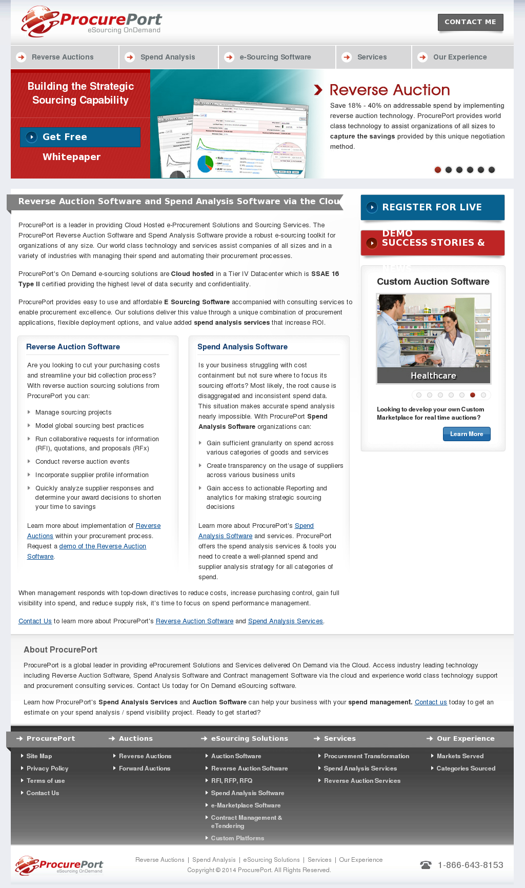 ProcurePort Competitors, Revenue and Employees - Owler Company Profile